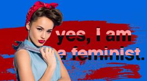 я феминистка
