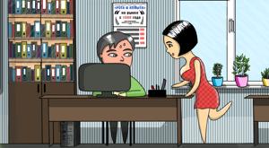 Комикс: токсичная феминность 9