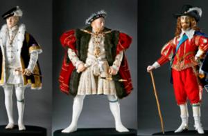 Как мужчины прошлого украшали себя? 8