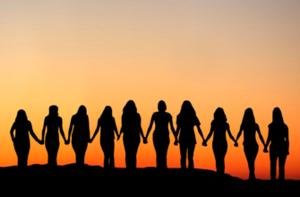 Женщины должны спасти мир 4