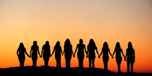 Женщины должны спасти мир 1